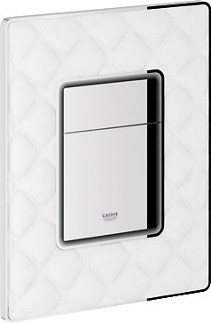 Кнопка смыва для инсталляции для унитаза, белая Grohe SKATE Cosmopolitan 38913XR0