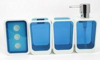 Стакан синий / белый Spirella VISION 1016541