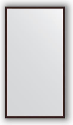 Зеркало 58x108см в багетной раме махагон Evoform BY 0724