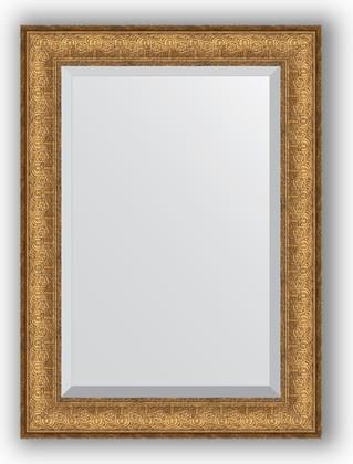 Зеркало 54x74см с фацетом 30мм в багетной раме медный эльдорадо Evoform BY 1223