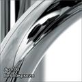 Полотенцесушитель электрический Сунержа Богема 2.0, прямая, 600x400, МЭМ справа, полированная сталь 00-5205-6040