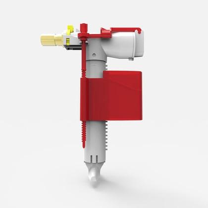 """Клапан впускной боковой для бачка унитаза, инсталляции 510 3/8"""" Sanit 25.001.00..0000"""
