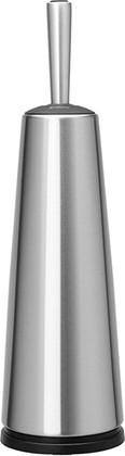 Туалетный ёршик Brabantia Matt Steel напольный, матовая сталь 481147