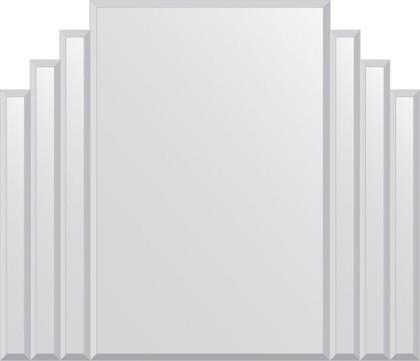 Зеркало для ванной 60x70см с декоративными элементами FBS CZ 0801