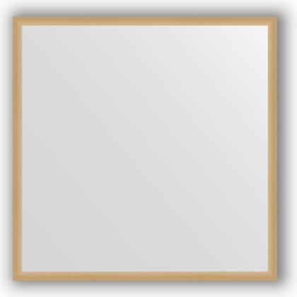 Зеркало 58x58см в багетной раме сосна Evoform BY 0601