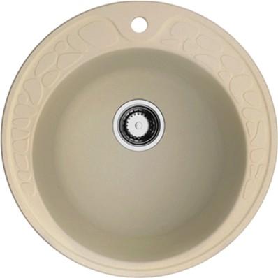 Кухонная мойка без крыла, марципан Omoikiri Tovada 51-MA 4993364