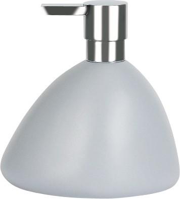 Ёмкость для жидкого мыла серая Spirella ETNA 1010562