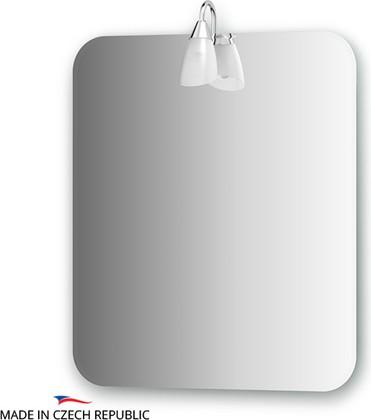 Зеркало со светильником 60x70см Ellux CLA-A1 0038