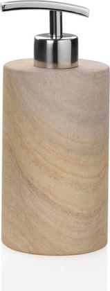 Диспенсер для жидкого мыла Andrea House песчаник, хром BA65094