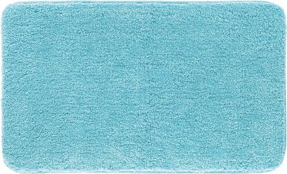 Коврик для ванной Grund Melange 60x100, полиакрил, светло-бирюзовый 4102.16.4026