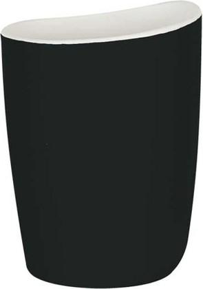 Стакан чёрный Spirella Etna 1010545