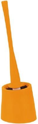 Ёрш для туалета оранжевый, пластик Spirella Move 1010474