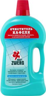 Моющее средство для кафеля, 1000мл Kraft Zwerg 54268