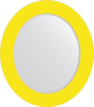 Зеркало для ванной на цветном основании 70x80см FBS CZ 0619