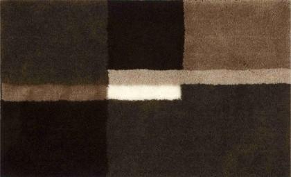 Коврик 60x100см коричневый Grund VANDERO b2329-164025