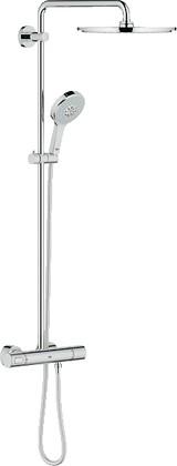 Душевая система с термостатом, хром Grohe RAINSHOWER System 310 27968000