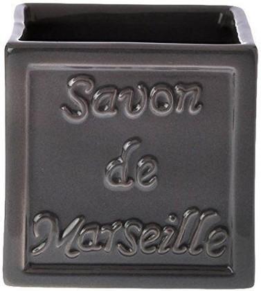 Стакан серый Spirella Savon De Marseille 4007276