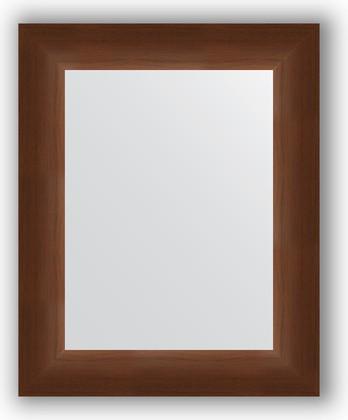 Зеркало 42x52см в багетной раме 65мм орех Evoform BY 1351