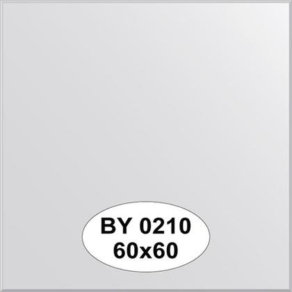 Зеркало 60x60см с фацетом 5мм Evoform BY 0210