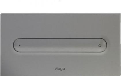 Кнопка смыва для унитаза пластиковая, хром матовый Viega Visign for Style 11 597139