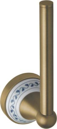 Держатель запасного рулона Bemeta Kera, керамика, бронза 144712037