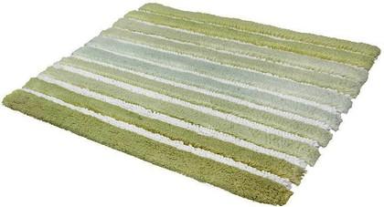 Коврик для ванной 60x60см зелёный Kleine Wolke Phoenix 4045605135