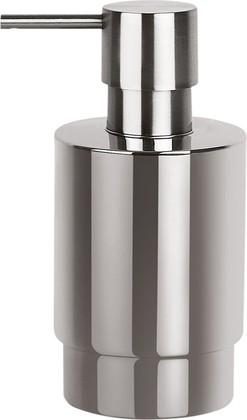 Дозатор для жидкого мыла Spirella Nyo, металл, отдельностоящий, полированная сталь 1015413