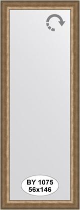 Зеркало 56x146см в багетной раме старая бронза Evoform BY 1075