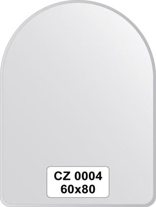 Зеркало для ванной 60x80см с фацетом 10мм FBS CZ 0004