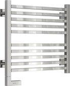 Полотенцесушитель электрический Сунержа Модус 2.0, 500x500, МЭМ левый, полированная сталь 00-5600-5050