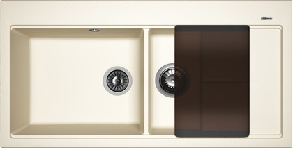 Кухонная мойка Florentina Россана, 1000x510мм, жасмин 20.335.E1000.201