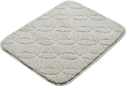 Коврик для ванной 50x55см, mineral серый Grund Diamond B4026-060106303