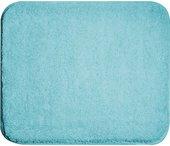 Коврик для ванной Grund Melange 50x60, полиакрил, светло-бирюзовый 4102.76.4026