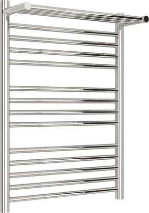 Комбинированный полотенцесушитель Сунержа Богема-Профи, 800x500, с полкой, полированная сталь 00-5103-8050