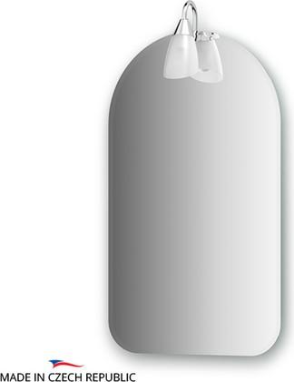 Зеркало со светильником 40х70см Ellux CLA-A1 0073
