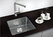 Кухонная мойка оборачиваемая без крыла, нержавеющая сталь зеркальной полировки Blanco Andano 340-U 518305