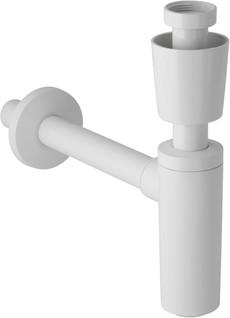 Сифон для раковины белый, пластик Geberit 151.034.11.1