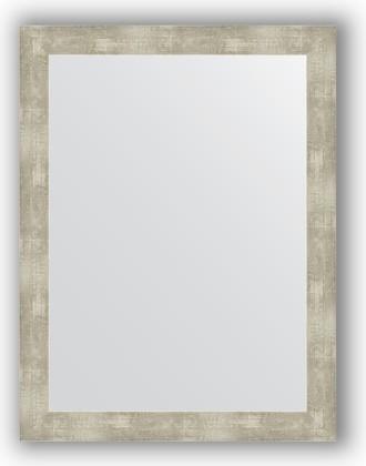 Зеркало в багетной раме 64x84см алюминий 61мм Evoform BY 3172