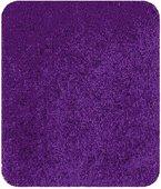 Коврик для ванной 55x65см фиолетовый Spirella HIGHLAND 1013076