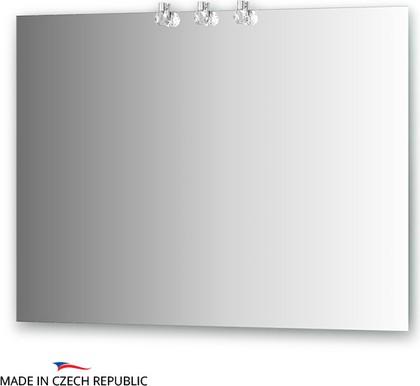 Зеркало 100x75см со светильниками Ellux CRY-D3 0213
