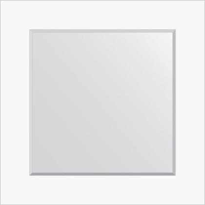 Зеркало для ванной на цветном основании 70x70см FBS CZ 0605