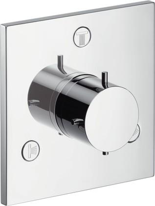 Запорный/переключающий вентиль для душа на 3 потребителя воды ¾', хром Hansgrohe AXOR Starck X 10934000