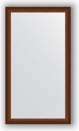 Зеркало 76x136см в багетной раме 65мм орех Evoform BY 1104