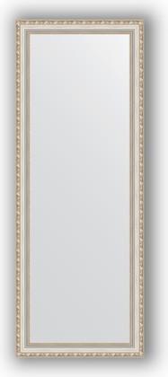 Зеркало в багетной раме 55x145см версаль серебро 64мм Evoform BY 3110