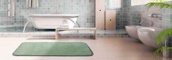 Коврик для ванной 50x80см мятный Grund Comfort 2618.11.4075