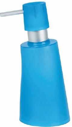 Ёмкость для жидкого мыла пластиковая голубая Spirella Move 1009581