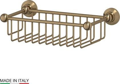 Полочка-решётка для ванной, бронза 3SC STI 507