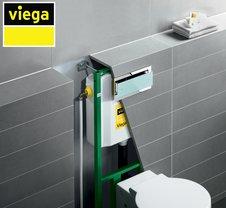 Качество и стиль инженерной сантехники Viega