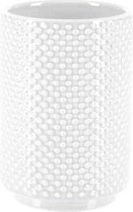Стакан для зубных щёток Spirella Mero, керамика, белый 1019339