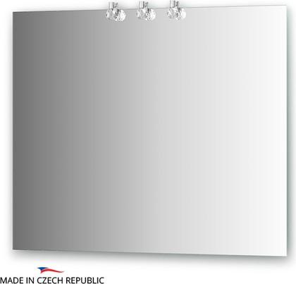 Зеркало 90x75см со светильниками Ellux CRY-D3 0212